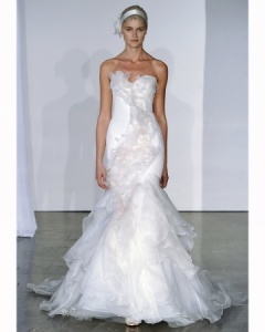 Marchesa gown from the Martha Stewart website